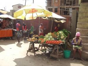 taraba cu fructe si legume Antananarivo Madagascar