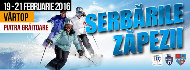 Serbările Zăpezii 2016 Vârtop 3