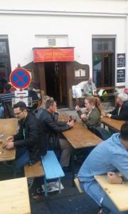 Das Biero Flohmarkt Viena