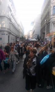 oameni la Flohmarkt Viena octombrie 2015 (2)
