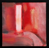 Ian Cameron, Paint Roller Assignment, Intro to Painting, MassArt, 2011