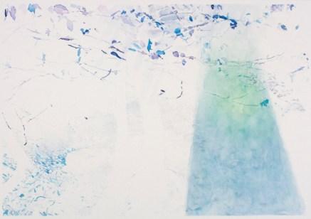 Menotomy, watercolor on paper, 12.5″ x 17.75″, 2013