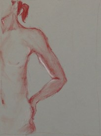 G. Anderson, Quick Figure Drawing, Drawing Fundamentals, MassArt Summer Intensives, 2013