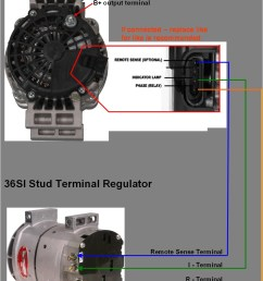 delco remy cross reference guide 11si alternator wiring 22 wiring diagram images wiring [ 948 x 1289 Pixel ]