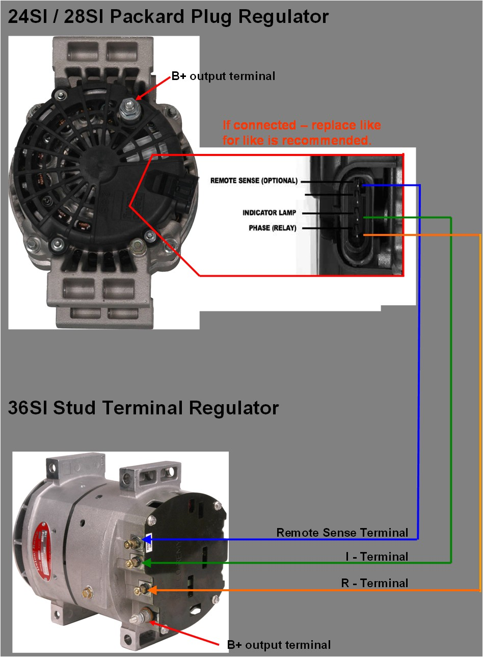 medium resolution of delco remy cross reference guide 11si alternator wiring 22 wiring diagram images wiring