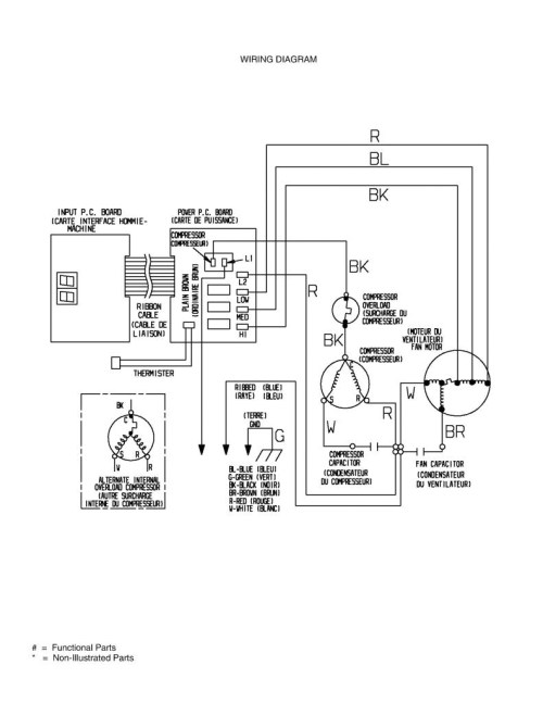 small resolution of arcoaire air conditioner wiring diagram