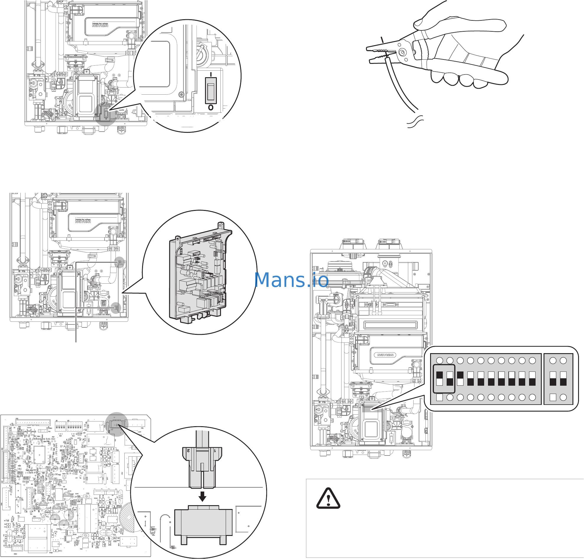 navien tankless water heater wiring diagram