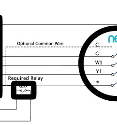 Nest Thermostat Wiring Diagram For Carrier Infinity ... on