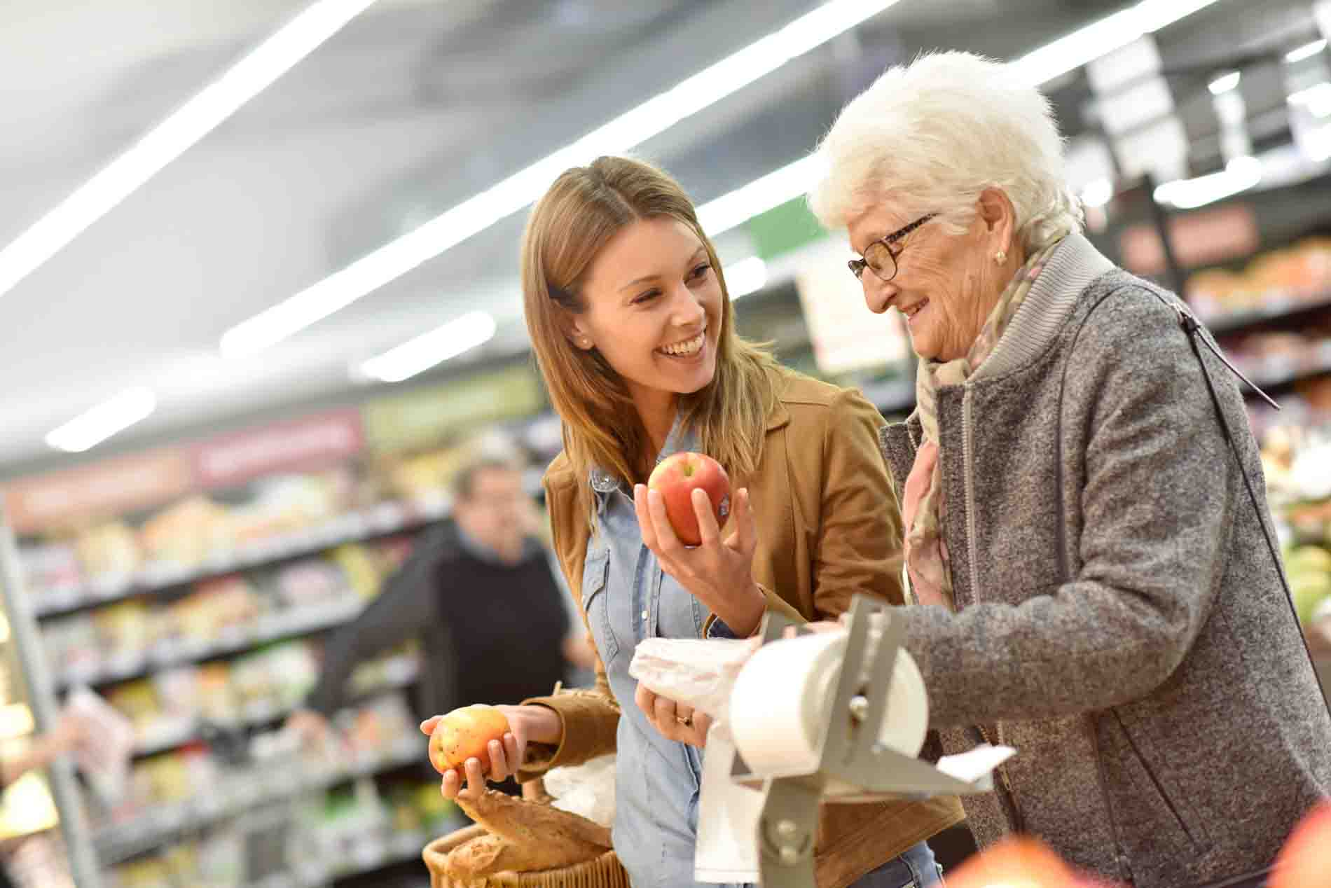 Así  nos vamos adaptando al envejecimiento de la población