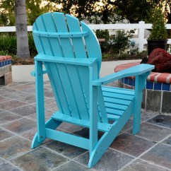 Poly Wood Adirondack Chairs Wireless Game Chair Captiva - Colors