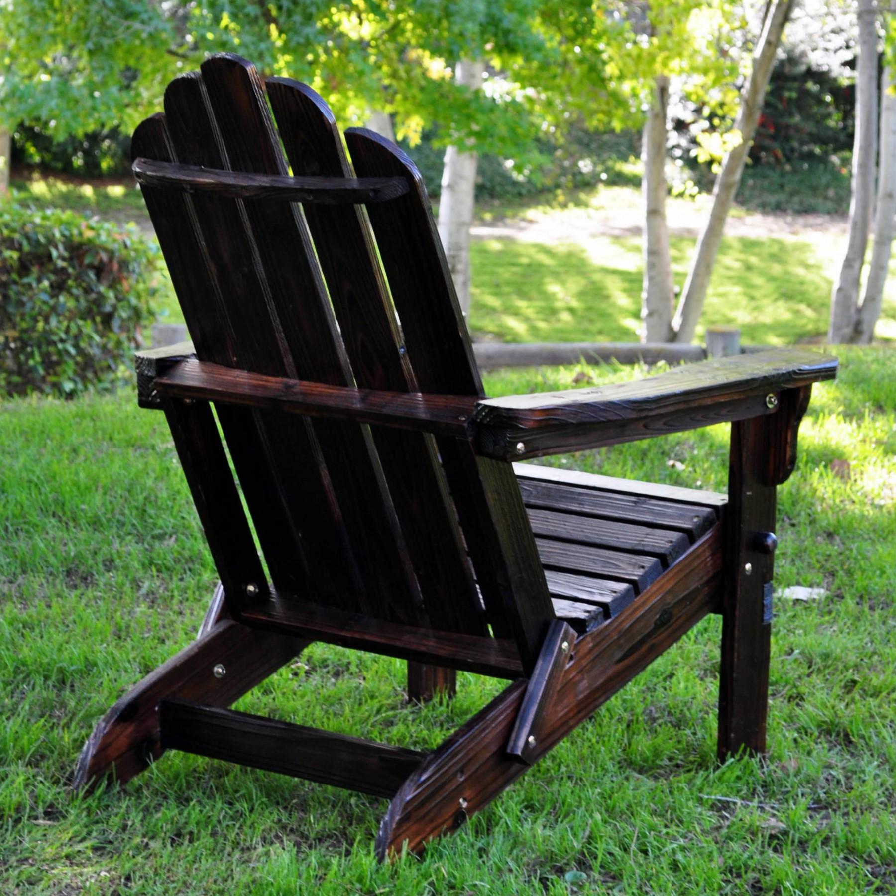 Marina Adirondack Folding Chair Colors