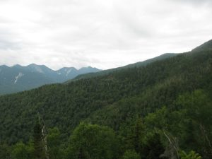 part of the great range from the brothers trail