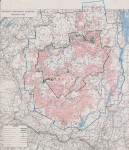 1967 National Park Proposal