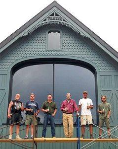 Lake George Historic Boathouse