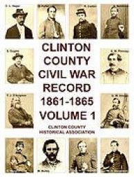 Clinton County Historical Association New Civil War Book