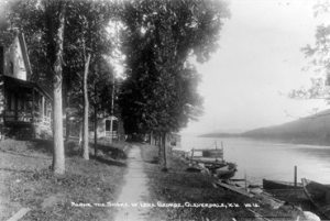 Cleverdale Lake Geroge Archival Photo