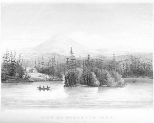 1840 Mathew Beach Cabin sketch2
