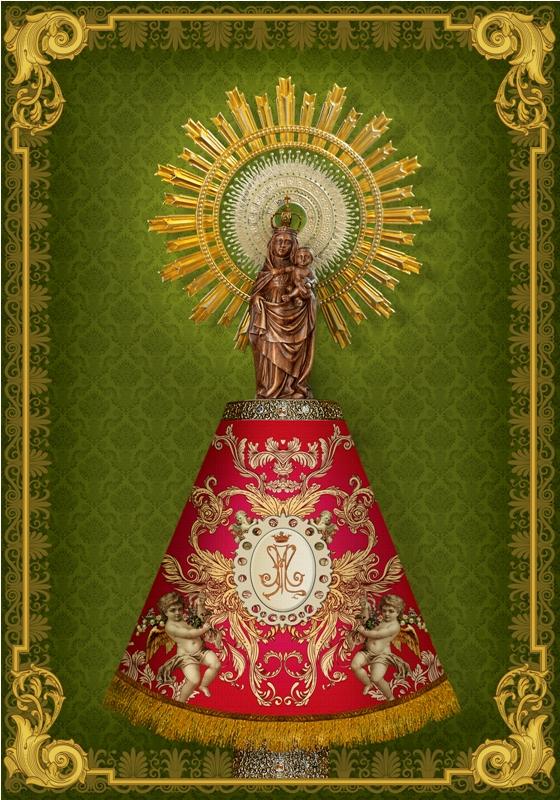 Resultado de imagen de Virgen del Pilar