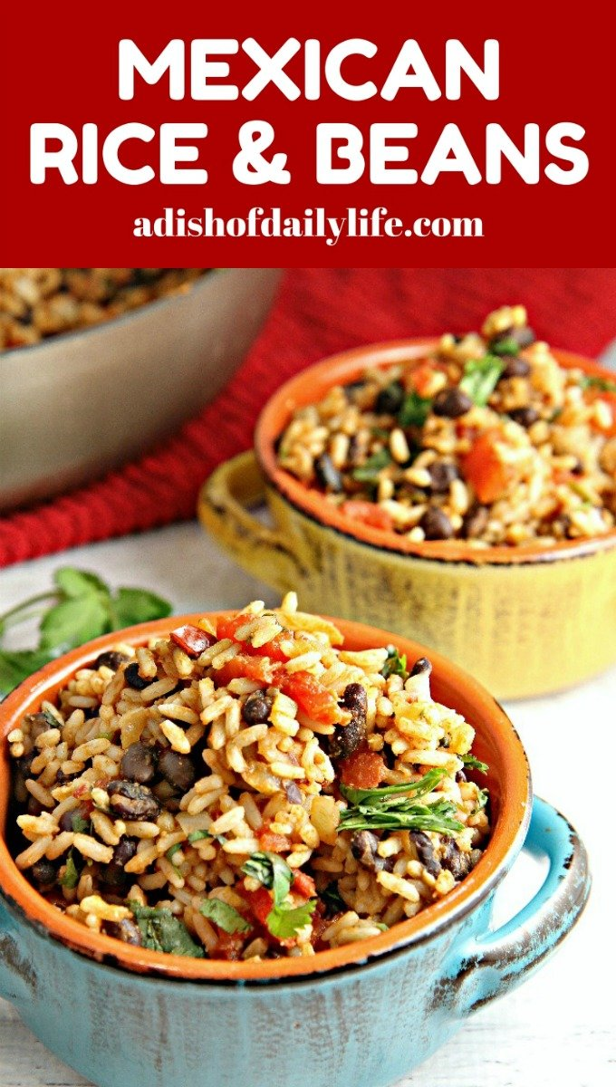 Mexican Rice And Beans Recipe