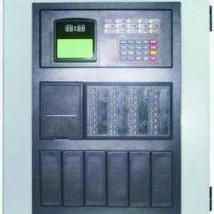Gst Addressable Smoke Detector Wiring Diagram Halo Recessed Lighting Fire Alarm Panel Control 8 Loop Intelligent Ifp8
