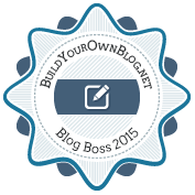 Blog Boss Badge