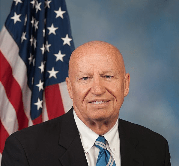 Rep. Kevin Brady (R-Texas), Chairman of the House Ways and Means Committee