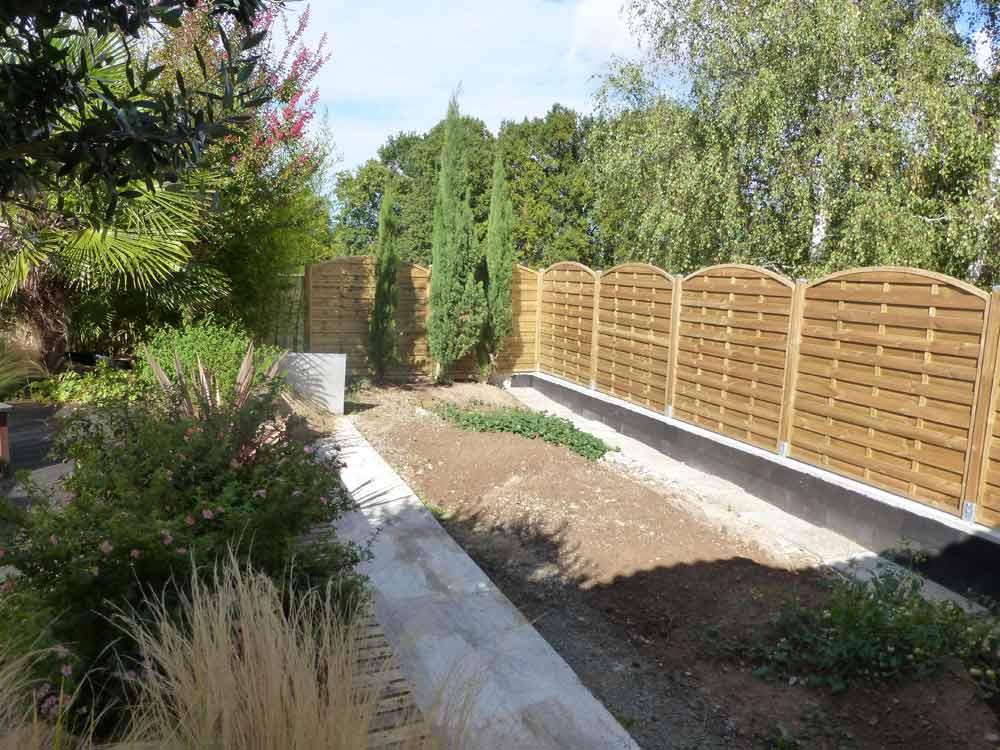 ADJ Espaces Verts  paysagiste  Saint Mars de Coutais  44 Cration de jardins  Saint Mars de