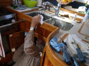 Plumbing Repairs!