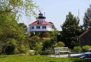 Drum Point Lighthouse, Solomons Island
