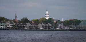 Annapolis - from a distance!