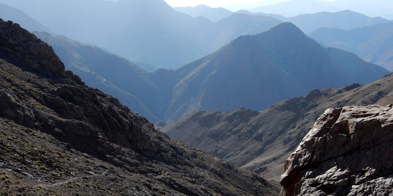 High Atlas Hike with the Morocco Maidens