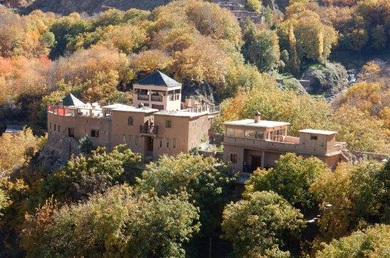 Kasbah de Toubkal