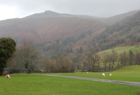 Tarn Crag from Grasmere
