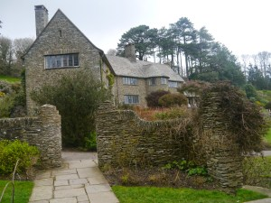 The house at Coleton Fishacre
