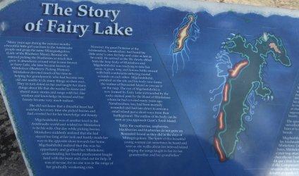 Sad story of Fairy Lake!