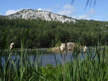 Artists Lake approach