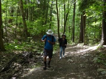 Hike to Topaz