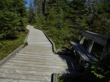 Trails at Pukaskwa Park