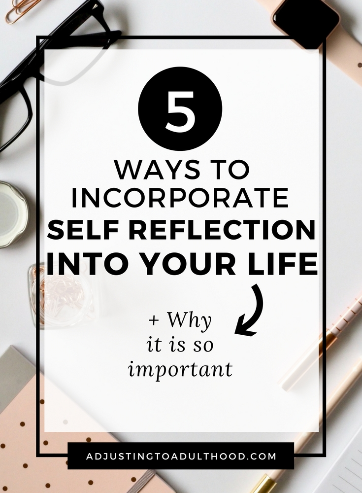 Self Reflection | Self Improvement | Personal Growth