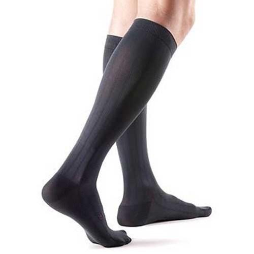 Calze Terapeutiche e Elastocompressione e Sanitaria  Gambaletto CCL1 Mediven For Men Nero