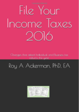 File 2016 Taxes