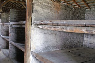 concentration camp beds