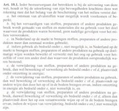 Artikel 10 Wet milieubeheer