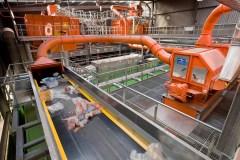 Scheiding van kunststoffen bij SITA Europoort