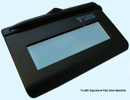 SigLite_LCD_1x5_Electronic_Signature_Pad_Topaz_Systems