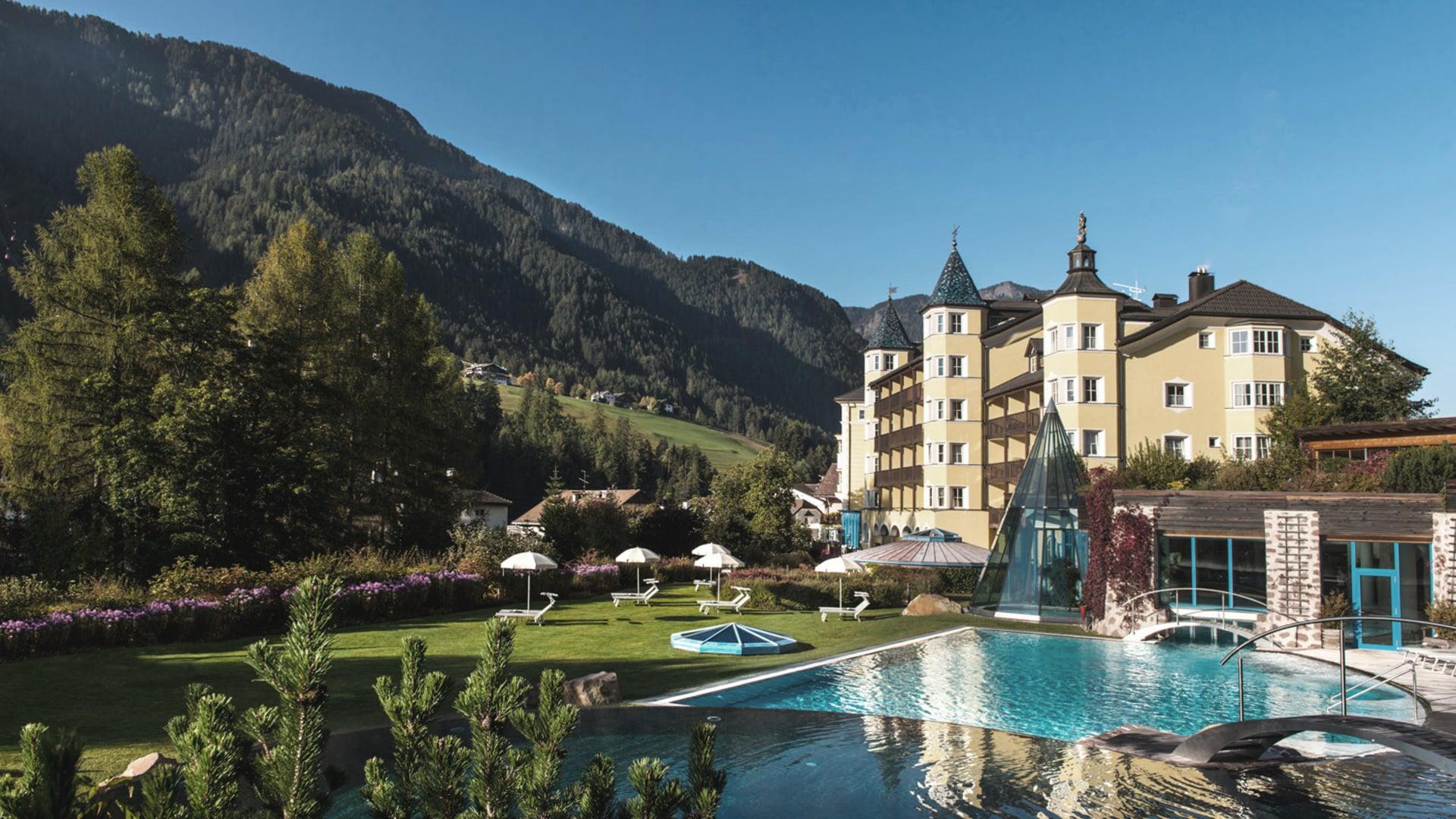 Toskana Sehenswrdigkeiten  ADLER Spa Resort THERMAE
