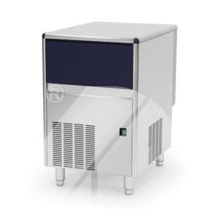 Fabricador de hielo triturado con depósito
