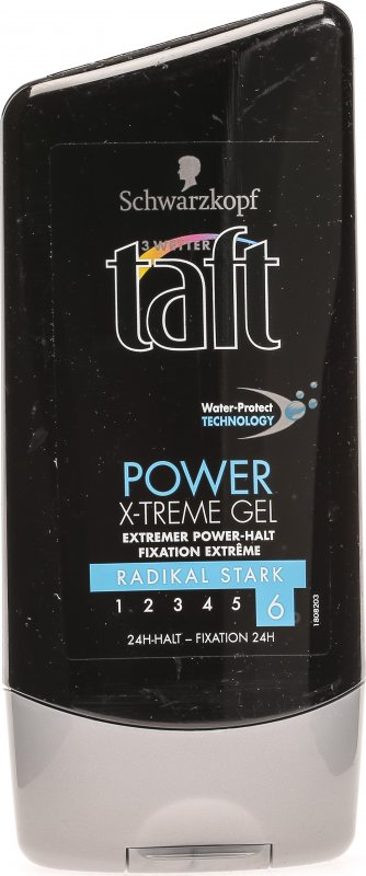Taft Power Styling Gel Xtreme 150ml in der Adler Apotheke