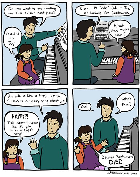 Odd to Joy