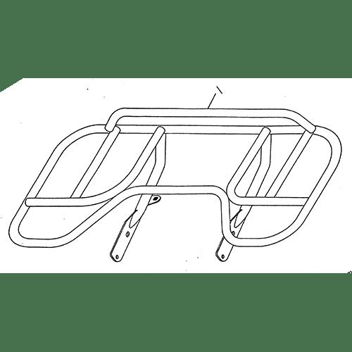 Rear Carrier (LRX/SMC Blast ATV 170)